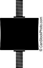Vibration Vector Clip Art EPS Images 4961 Vibration