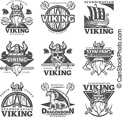 Viking silhouette Stock Photos and Images. 1,989 Viking