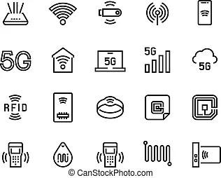 Electric circuit symbols. Electric circuit symbol element