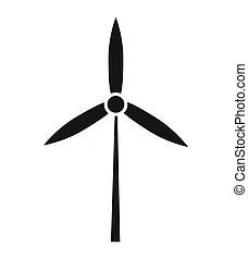Vector wind power plant.