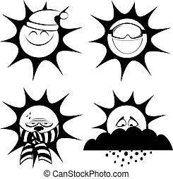 Winter sun Clipart and Stock Illustrations. 10,277 Winter