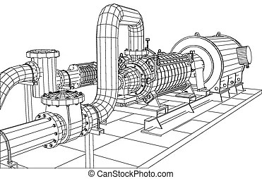Pump Illustrations and Clipart. 43,192 Pump royalty free