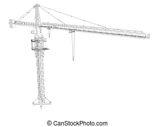 Tower crane Illustrations and Clipart. 5,913 Tower crane