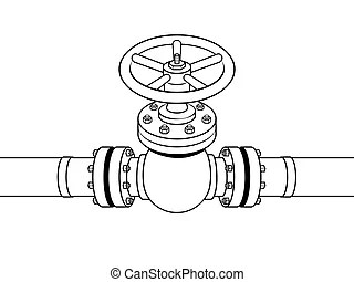 Gas pipe Clip Art and Stock Illustrations. 12,049 Gas pipe