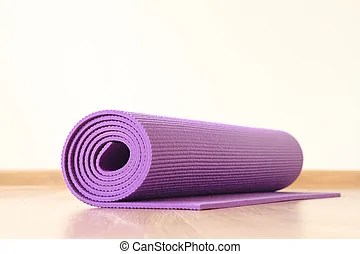 yoga mat images and