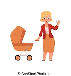 Worried mother Clipart and Stock Illustrations 179