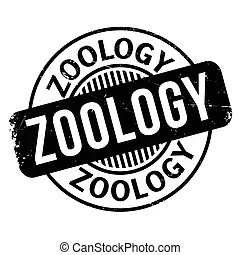 Abstract word cloud for zoology with related tags and