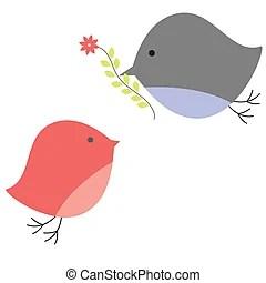Liebevoll Clipart und Stock Illustrationen 5306