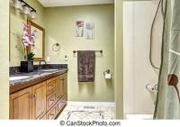 Schne , badezimmer, ton, licht, mauve, inneneinrichtung ...