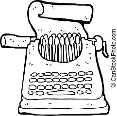 Schreibmaschinen Illustrationen und Clip-Art. 5.790