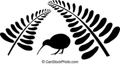 Kiwi Vektor Clip Art EPS Bilder. 10.290 Kiwi Clipart