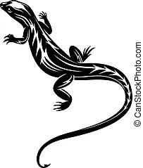 Clip Art et Illustrations de Reptile. 67 587 graphiques