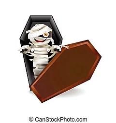 Clipart de cercueil vampire  vampire cercueil  illustration csp1646091  Recherchez