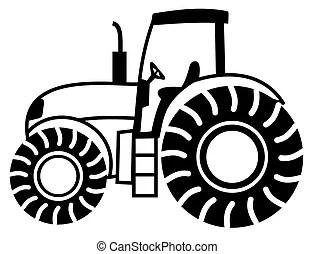 Clip Art et Illustrations de Tracteur. 38 528 graphiques