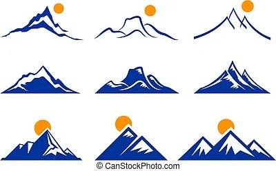 Montagne Immagini di archivi di illustrazioni 63917 Montagne illustrazioni disponibili da