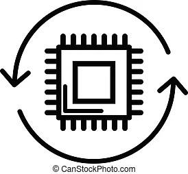 Microcontroller Illustraties en Stock Kunst. Zoek onder