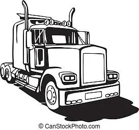Vrachtwagen Illustraties en Clip Art. Zoek onder 146.269