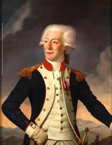 Resultado de imagen para Fotos del Marqués de La Fayette