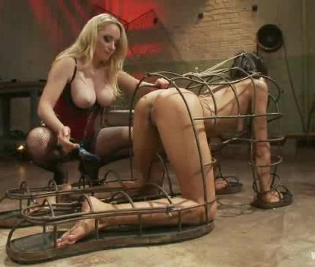 Pretty Slut Seduced For A Bondage Sexual Fun With A Lesbian Masochist Having Her Love And Shit Holes Fuck With Dildos And Fist Porn Video At Xxx Dessert