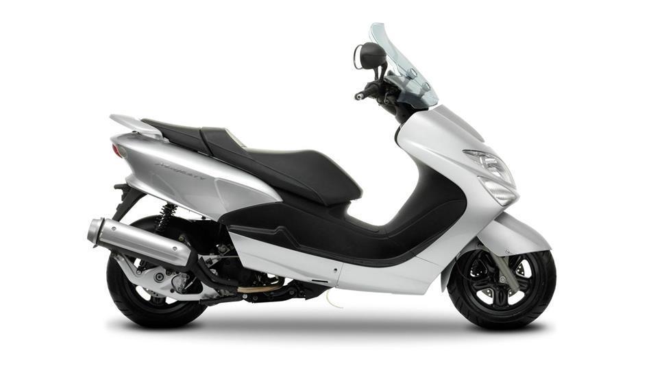 MAJESTY 125 2009  Scooter  Yamaha Motor Italia