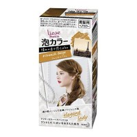 KAO LIESE PRETTIA Bubble Hair Dye #French Beige - Yamibuy.com