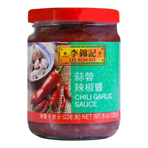 LEE KUM KEE Chili Garlic Sauce 226g Yamibuycom
