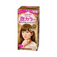 KAO LIESE PRETTIA Bubble Hair Dye Glossy Brown 1set ...