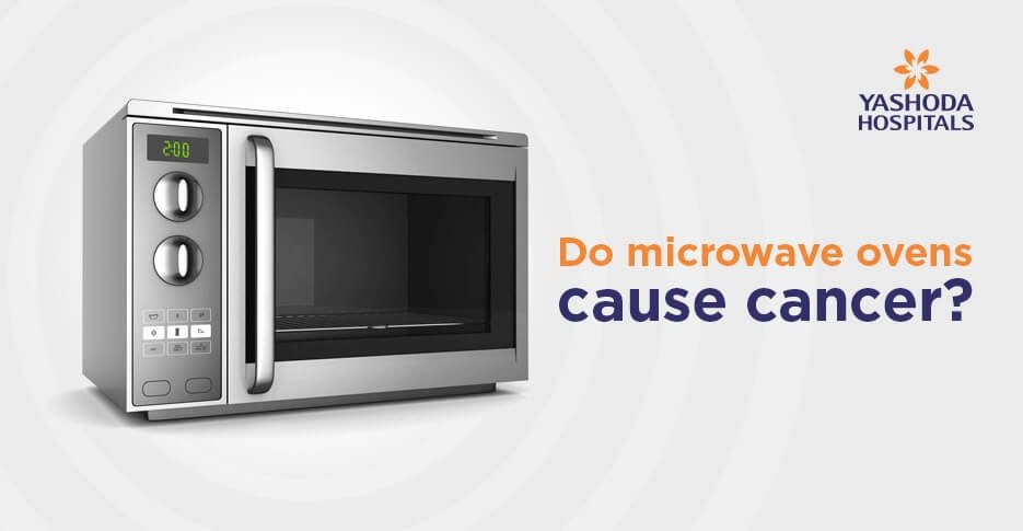 do microwave ovens cause cancer