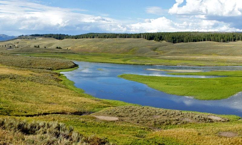 Yellowstone Village Park