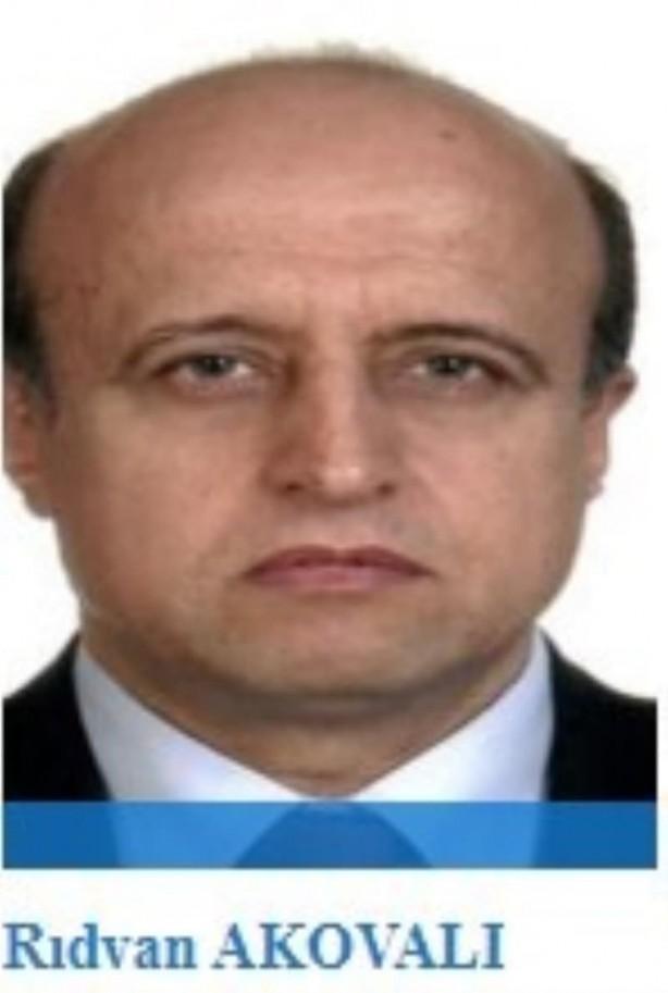 Foto - FETÖ çatı iddianamesinde yargılanan Rıdvan Akovalı, FETÖ'nün 'GATA imamı'ydı. Akovalı, birçok örgüt üyesinin usulsüz olarak askeri okullara girmesini sağladı. 9 Nisan 2014'te yurt dışına kaçtı.
