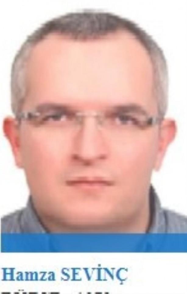 Foto - Bir dönem FETÖ'nün 'emniyet imamlığı'nı yapan Hamza Sevinç, emniyet yapılanmasına ait mal varlıklarını yönetiyor, para topluyordu. 15 Temmuz hain darbe girişimine kadar emniyet imamlığı görevinde bulunan Sevinç, FETÖ adına inşaat yapıyordu. Firari olan Sevinç, Karlov suikastında istihbarat toplayan, sergi organizasyonu için teklifte bulunan ve katil Altıntaş'ın radikalleştiği süreçte, Karlov'un öldürülmesi yönündeki talimatı, örgütsel hiyerarşiye göre 'genel müdür' pozisyonundaki bulunan Murat Tokay'a ileten isim.