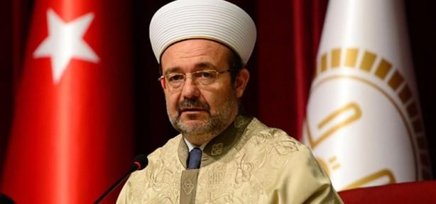 """Foto - Independent'in haberine göre; Karar gazetesinden Taha Akyol'a konuşan Prof. Görmez, """"geçmişteki afetlerin hem Müslümanlar hem de Hıristiyanlar tarafından Tanrı'nın gazabı sayıldığına"""" yönelik yorumu şöyle oldu:"""