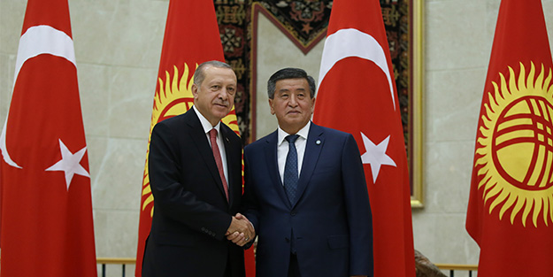 erdoğan kırgızıstan ile ilgili görsel sonucu