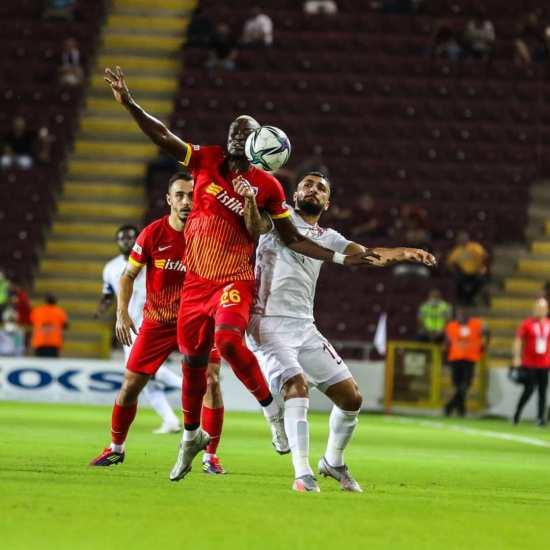 Kayserispor Galatasaray maçı ne zaman, saat kaçta? 13