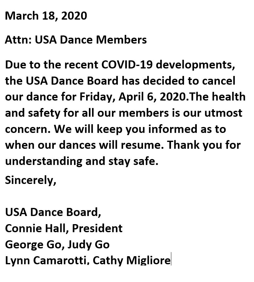 USA Dance, Inc.