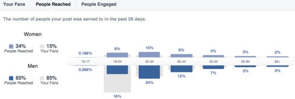 Facebook Stats skills