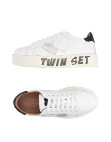 TWINSET ΠΑΠΟΥΤΣΙΑ Παπούτσια τένις χαμηλά
