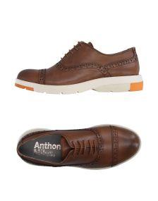 ANTHONY MILES ΠΑΠΟΥΤΣΙΑ Παπούτσια με κορδόνια