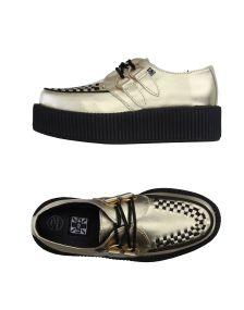 T.U.K ΠΑΠΟΥΤΣΙΑ Παπούτσια με κορδόνια