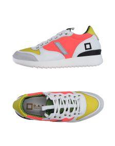D.A.T.E. ΠΑΠΟΥΤΣΙΑ Παπούτσια τένις χαμηλά