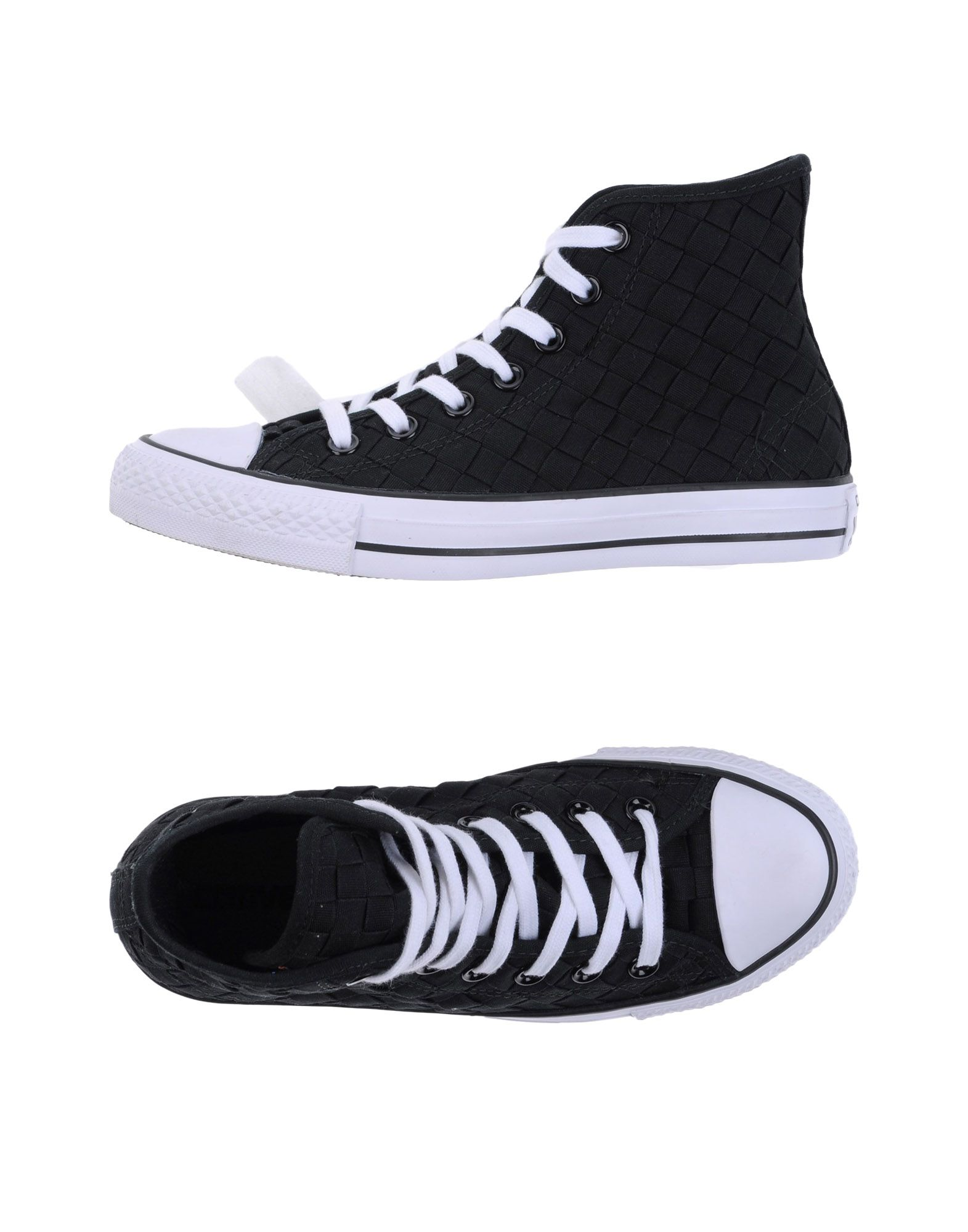 Converse All Star Chucks Schwarz Damenpatinnen