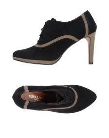OSVALDO ROSSI ΠΑΠΟΥΤΣΙΑ Παπούτσια με κορδόνια
