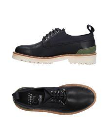 LEATHER CROWN ΠΑΠΟΥΤΣΙΑ Παπούτσια με κορδόνια