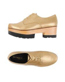 LA CORDE BLANCHE ΠΑΠΟΥΤΣΙΑ Παπούτσια με κορδόνια