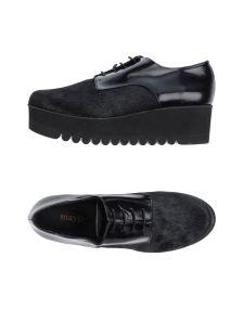 M&P MAYPOL ΠΑΠΟΥΤΣΙΑ Παπούτσια με κορδόνια