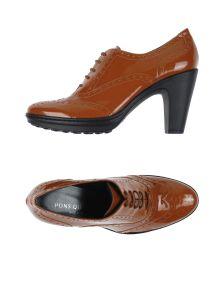 PONS QUINTANA ΠΑΠΟΥΤΣΙΑ Παπούτσια με κορδόνια