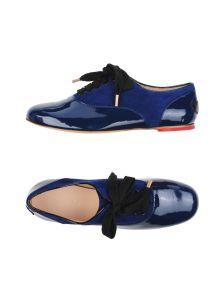 KATIE GRAND LOVES HOGAN ΠΑΠΟΥΤΣΙΑ Παπούτσια με κορδόνια