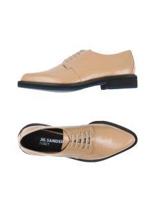 JIL SANDER NAVY ΠΑΠΟΥΤΣΙΑ Παπούτσια με κορδόνια