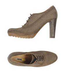 MANAS ΠΑΠΟΥΤΣΙΑ Παπούτσια με κορδόνια