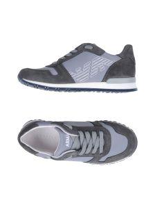 ARMANI JUNIOR ΠΑΠΟΥΤΣΙΑ Παπούτσια τένις χαμηλά